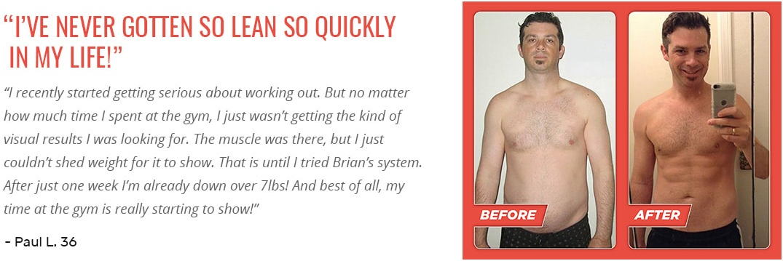 Brian Flatt's 1 Week Diet reviews