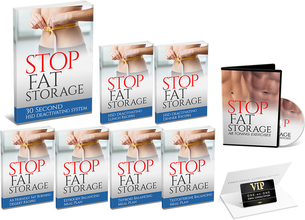 Stop Fat Storage Bonuses