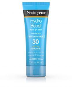 Neutrogena Hydro Boost Gel Lotion Sunscreen SPF 30