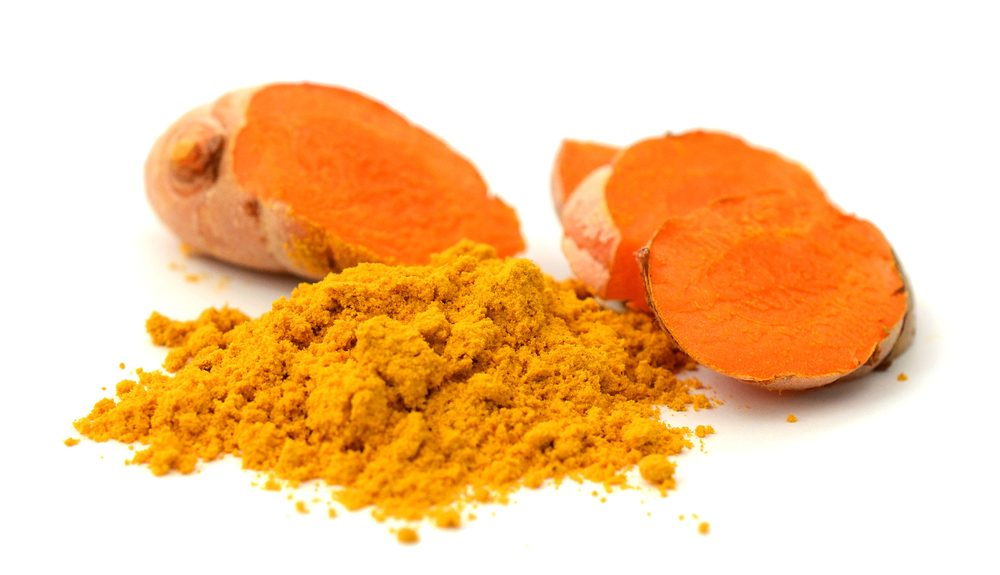 Take Turmeric