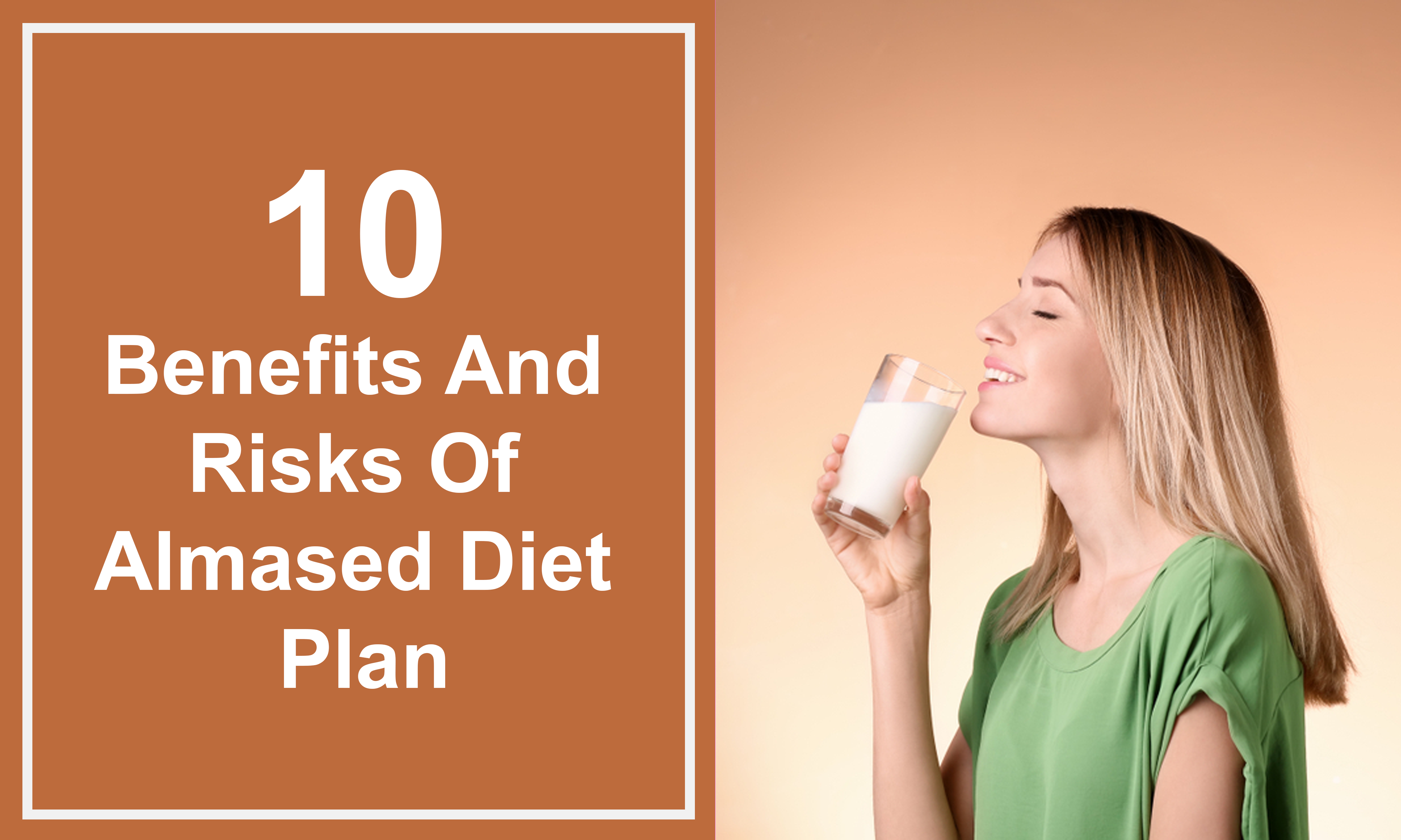 10 Benefits And Risks Of Almased Diet Plan