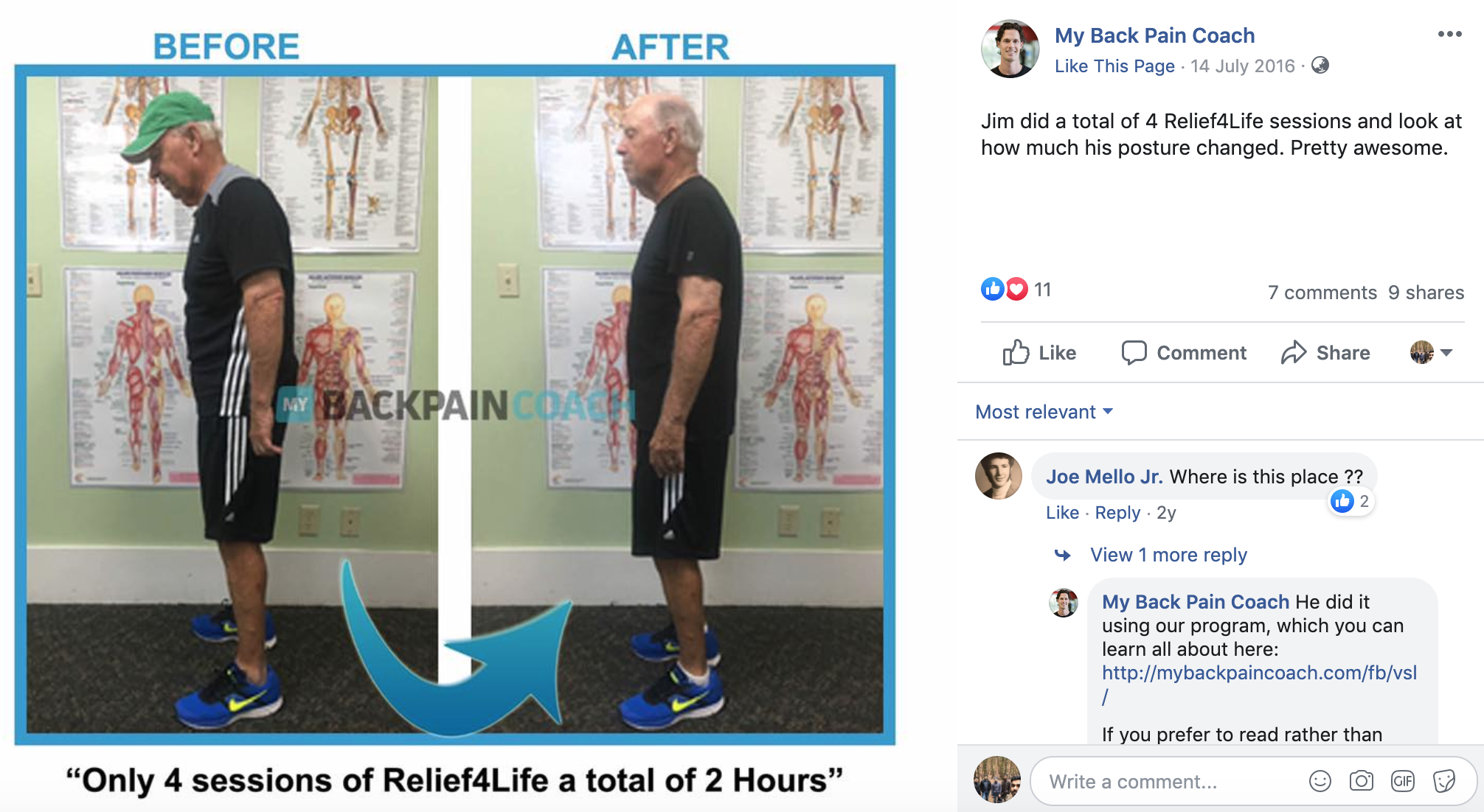 My Back Pain Coach Real Reviews