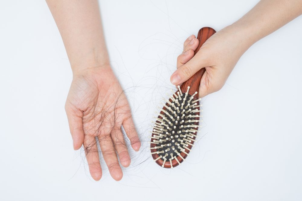 hair loss problem in pregnancy