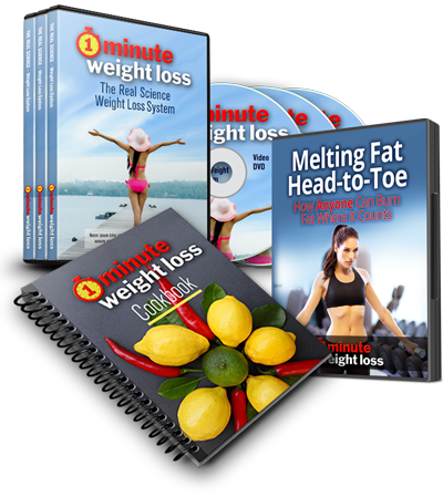 1 Minute Weightloss system reviews