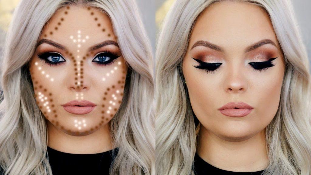 Contour Round Face Shape