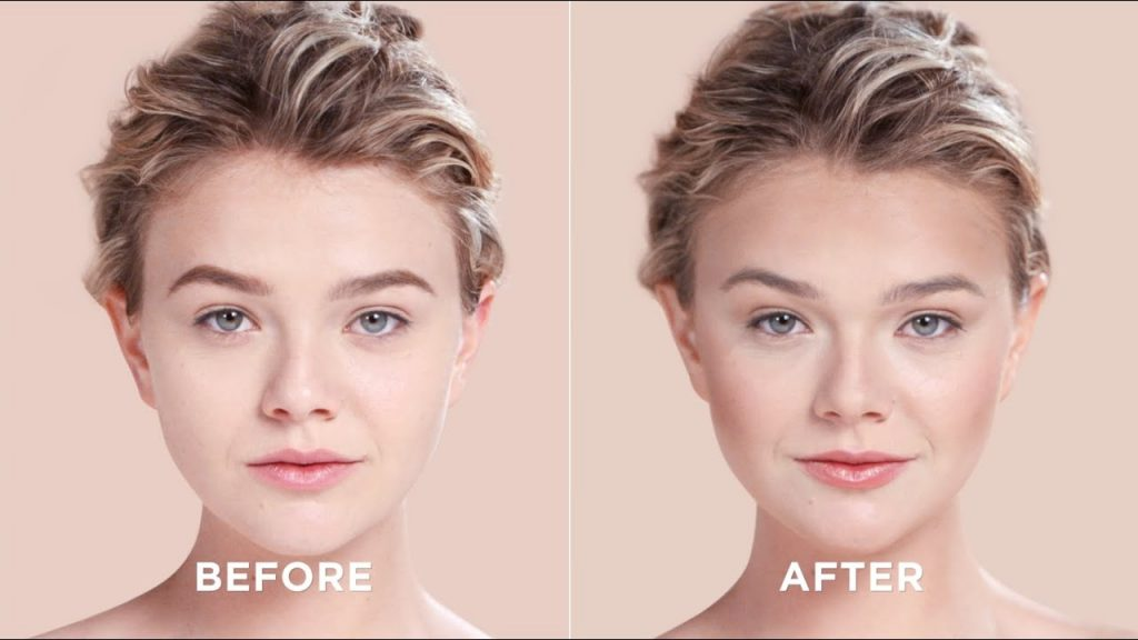 How to Contour a Heart Face Shape