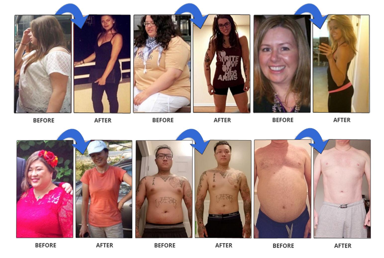 Lean Body Hacks results
