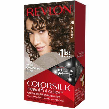 Revlon Colorsilk Beautiful Color Permanent Liquid Hair Color