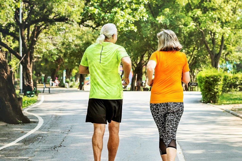 Healthy Lifestyle Aids To Slower Rates Of Brain Aging