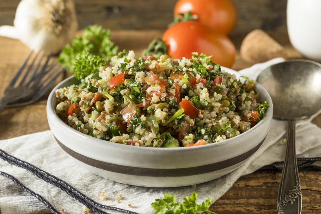 Mediterranean Diet Might Ease Patients Of Crohn's Disease