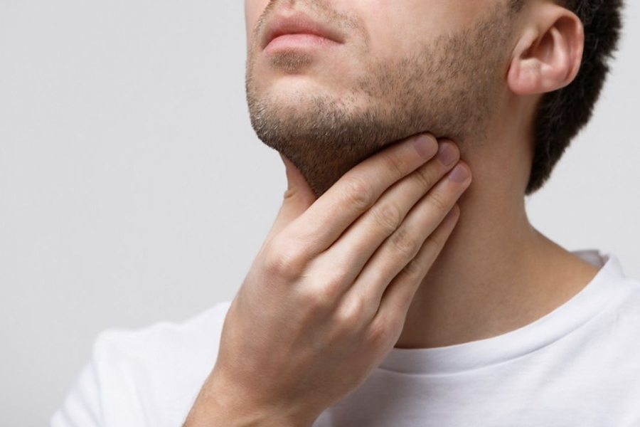 Susceptibility To Head And Neck Cancer Can Be Increased By A Bacterial And Fungal Infection